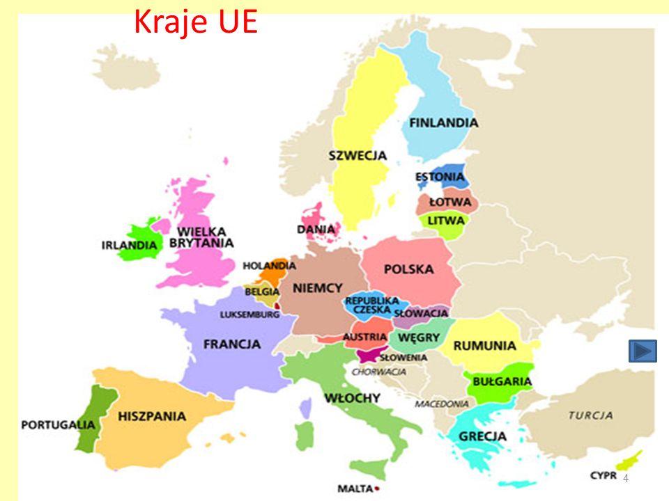 Dostęp do szerokopasmowego Internetu w krajach UE średnia UE-24,8 Źródło: Komisja Europejska 35
