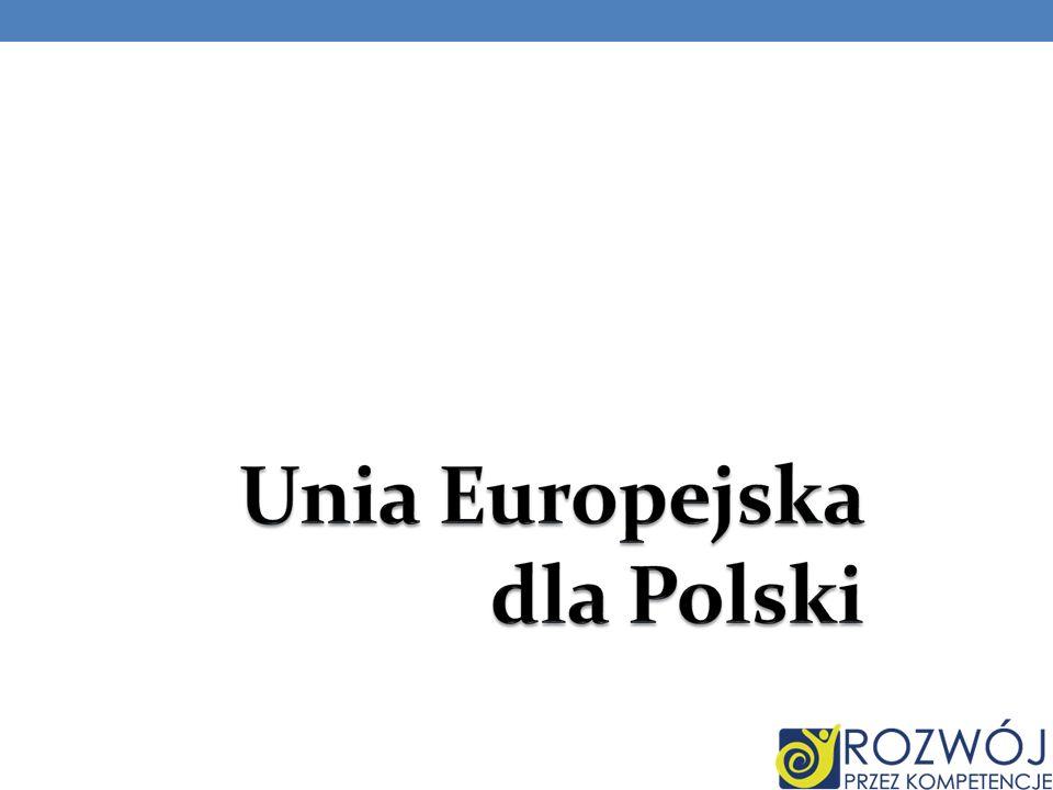 KRÓTKA HISTORIA UNII EUROPEJSKIEJ Po drugiej wojnie światowej 25 marca 1957r.