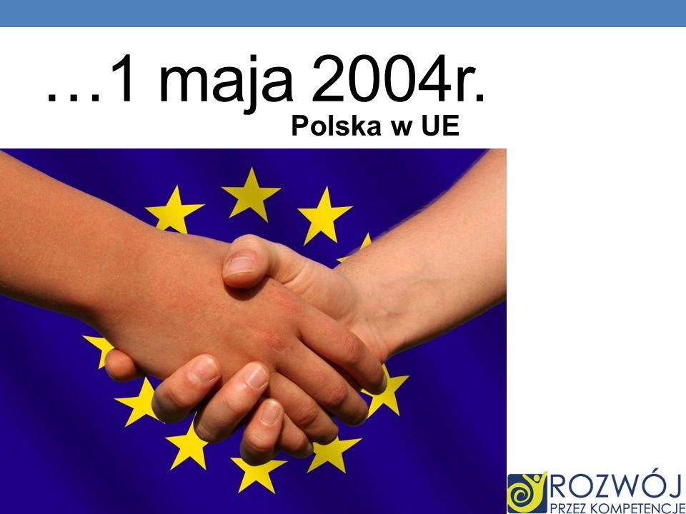 PLUSY WEJŚCIA POLSKI DO UNII EUROPEJSKIEJ - Gwarancja pokoju - Rozwój technologii - Złamanie barier terytorialnych - Więcej miejsc pracy - Rozwój kultury i edukacji - Poprawa standardów rolniczych