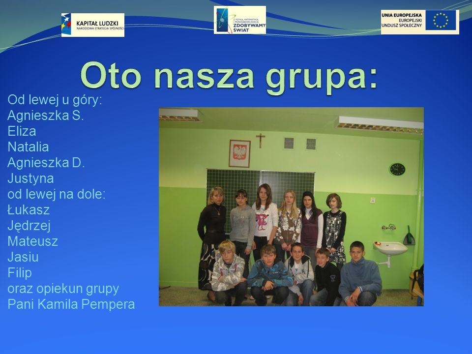 Nasze grupy w czasie wykładu