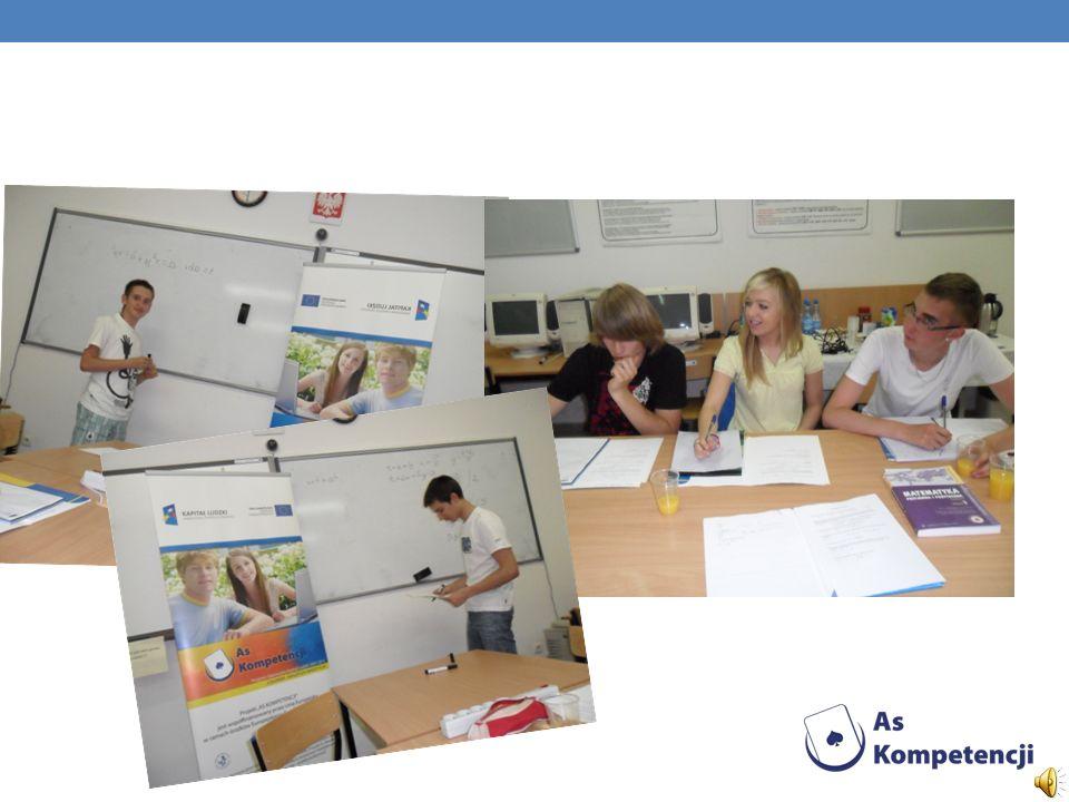 Dnia 15.06.2010r. w ramach projektu odwiedzili nas wykładowcy z Uniwersytetu Szczecińskiego