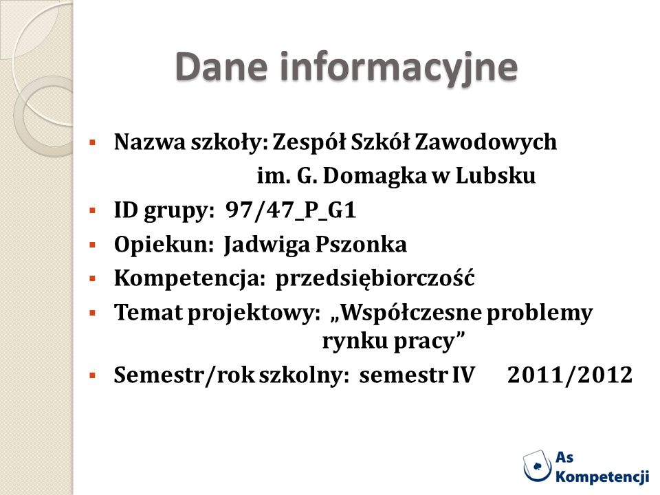 Specyficzne cechy polskiego rynku pracy – cd.