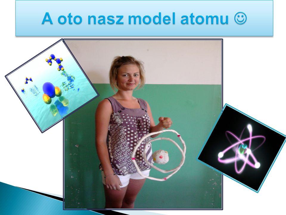 Model Schrodingera - pomysł precyzyjnie określonych orbit elektronów został zastąpiony opisem obszarów przestrzeni (nazywanych orbitalami), gdzie najp