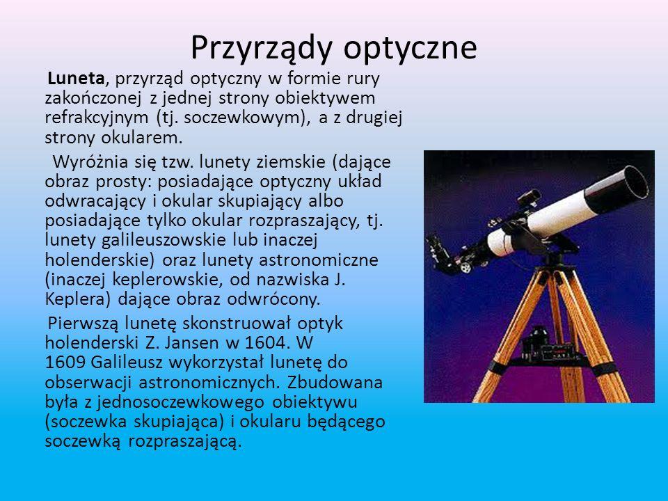 Okulary korekcyjne - przyrząd optyczny znoszący lub zmniejszający skutki wrodzonej lub nabytej wady wzroku, takiej jak nadwzroczność, krótkowzroczność