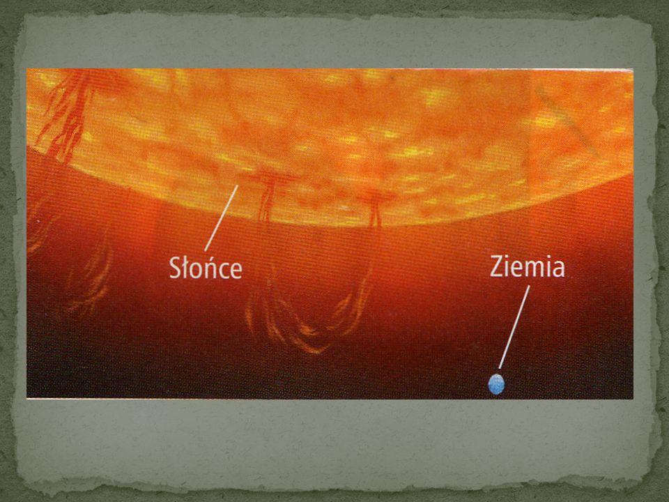 Naukowcy uważają że słońce to rozżarzona kula gazowa powstała około 4,5 mld. Lat temu. Jest ona jedną z miliona gwiazd. Masa Słońca stanowi 99% masy u