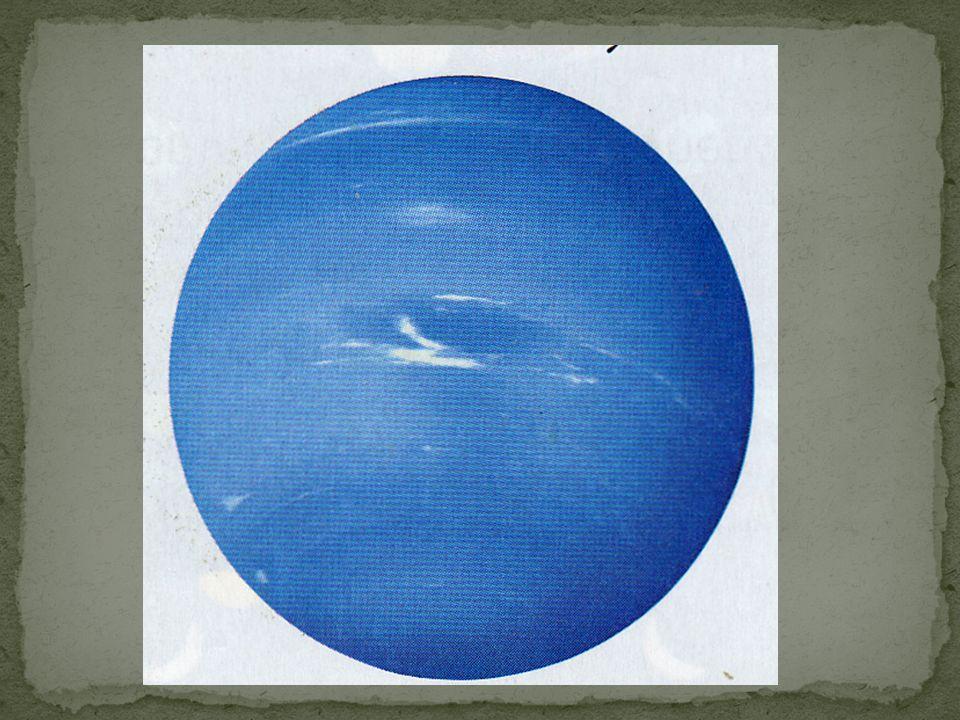 Neptun z powodu ogromnej odległości od naszej planety możemy obserwować jedynie dzięki potężnym teleskopom. Wieją na nim niewyobrażalnie silne wiatry