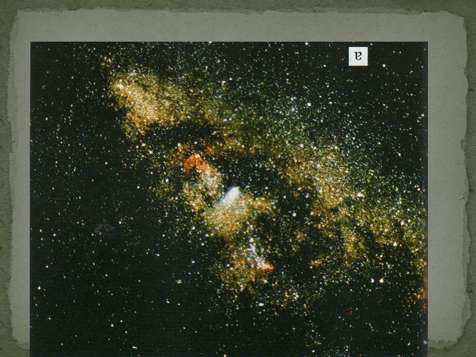 W bezchmurną noc na niebie można zobaczyć delikatnie świecące jasne pasmo, wyglądające jak rozlane mleko. Są to miliardy gwiazd tworzące naszą galakty