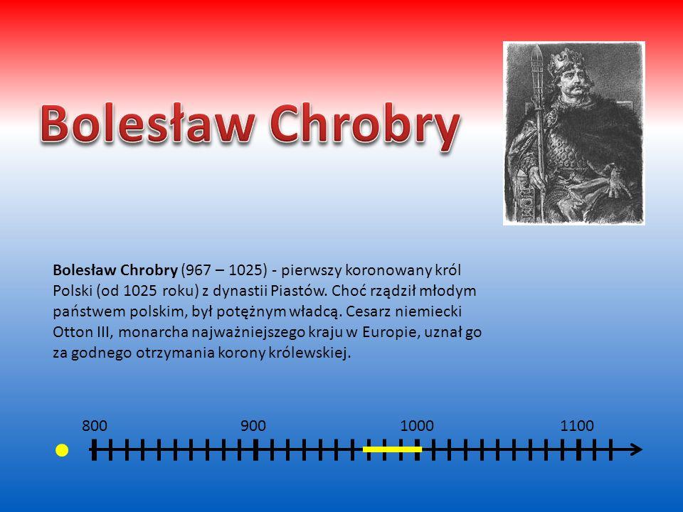 Mieszko I (935 – 992) – Był władcą Polan (słowińskiego plemienia zamieszkującego tereny dzisiejszej Wielkopolski). Ponad 1000 lat temu zjednoczył plem