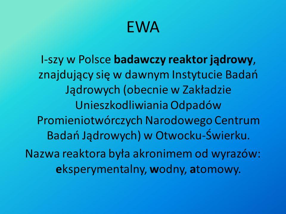 EWA Budowa - wiosna 1956r.