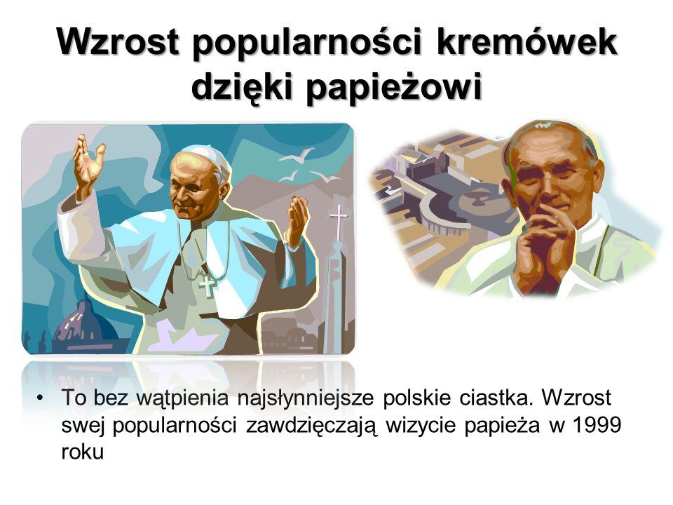 Matura, a potem kremówki Karol Wojtyła zdał maturę śpiewająco...a wszystko dzięki kremówkom !!