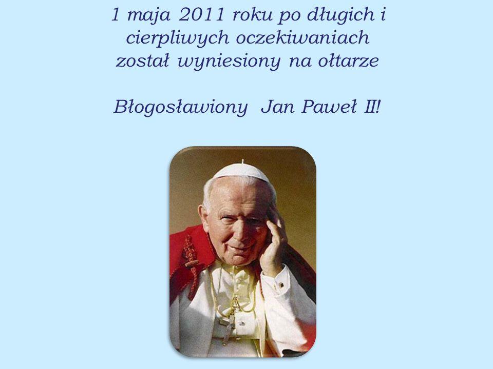 Mimo, że Jana Pawła II nie ma już dziś z nami, to na zawsze pozostanie w naszych sercach. Zbyt wiele w życiu zrobił, zbyt wiele osiągnął, by móc o nim