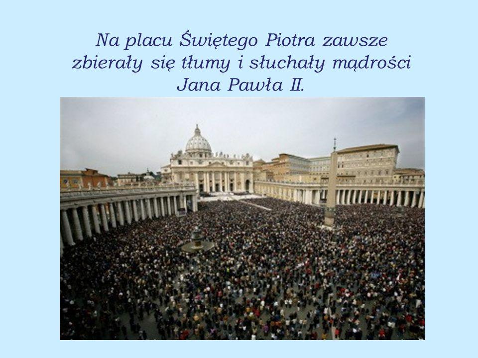 1 maja 2011 roku po długich i cierpliwych oczekiwaniach został wyniesiony na ołtarze Błogosławiony Jan Paweł II!