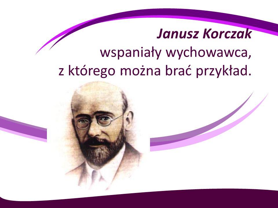 ROK JANUSZA KORCZAKA - w naszej szkole Szkoła Podstawowa nr 173 w Łodzi