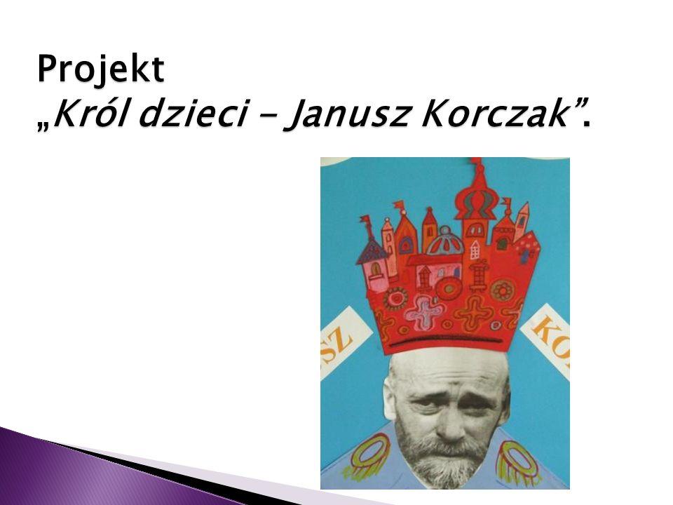 Janusz Korczak wspaniały wychowawca, z którego można brać przykład.