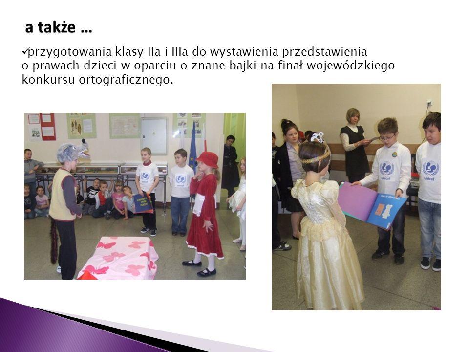 w listopadzie 2012 r. … rozwiązanie II Szkolnego Konkursu Literackiego Dziecięce listy do świata w tym roku pod hasłem Prawa dziecka