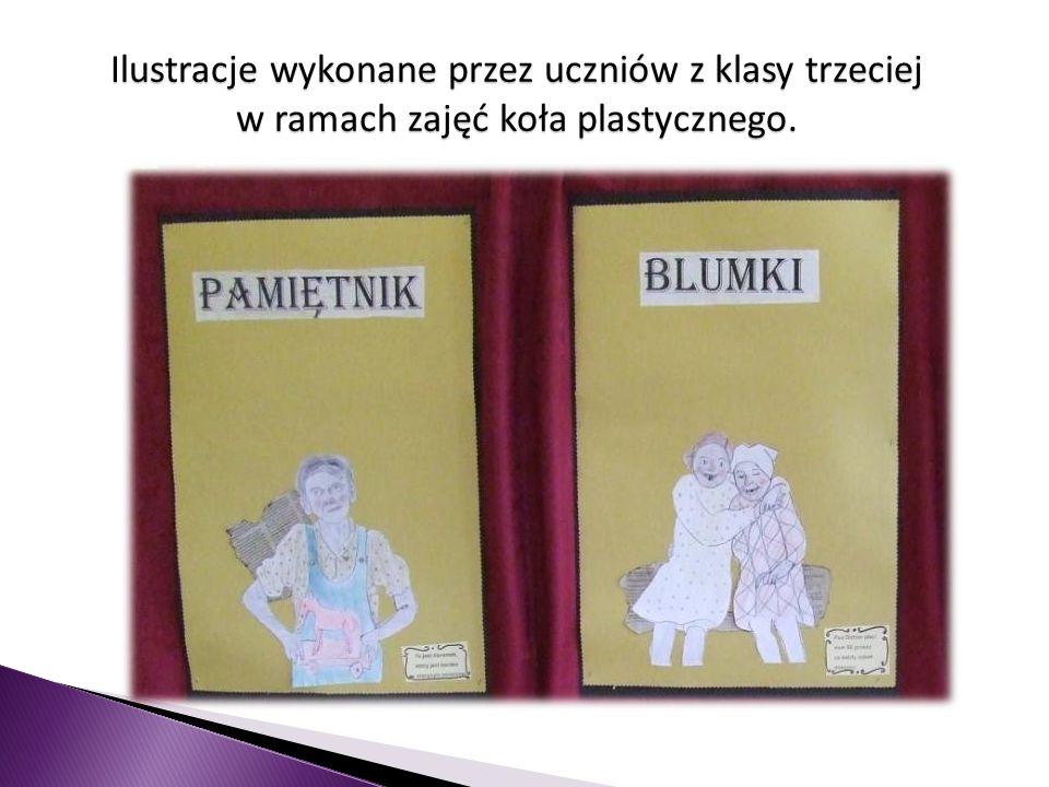 Prezentacja książki pt. Prezentacja książki pt. Pamiętnik Blumki Pamiętnik Blumki