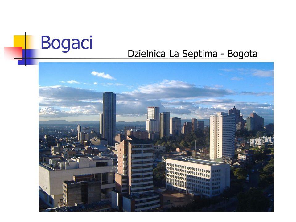 Bogaci Dzielnica La Septima - Bogota