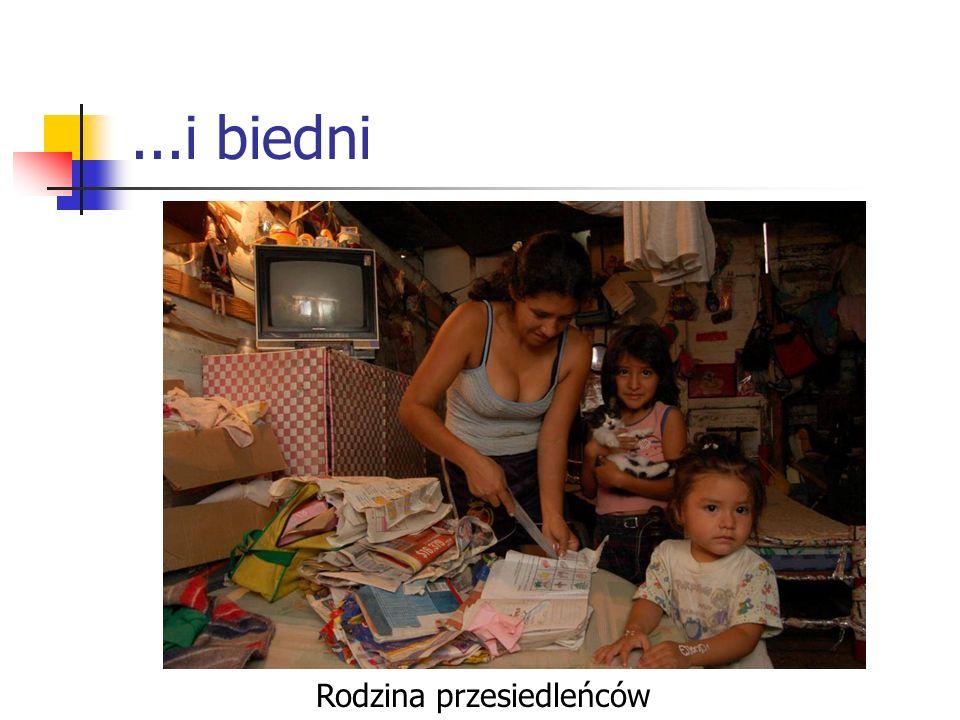 ...i biedni Rodzina przesiedleńców