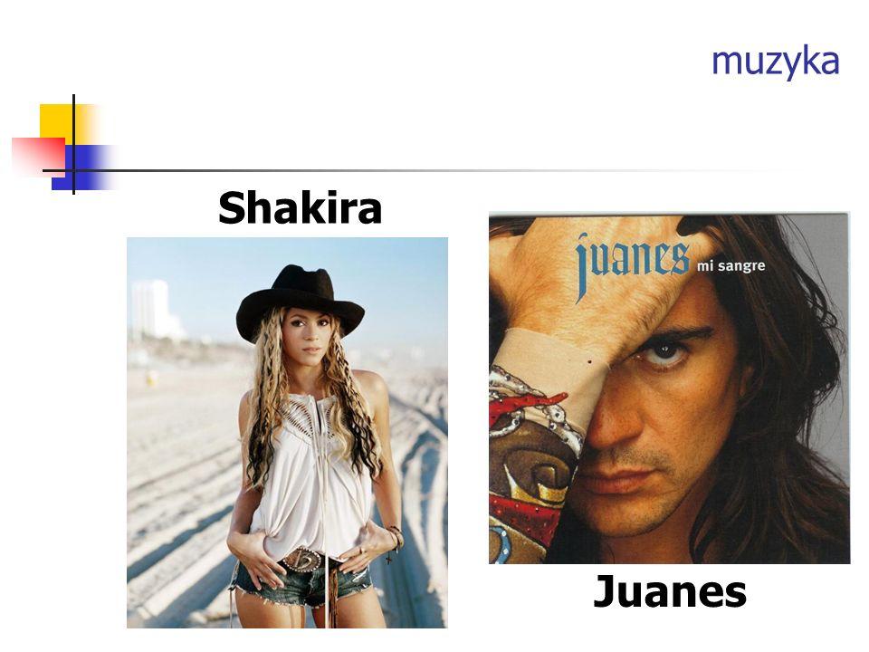 muzyka Shakira Juanes