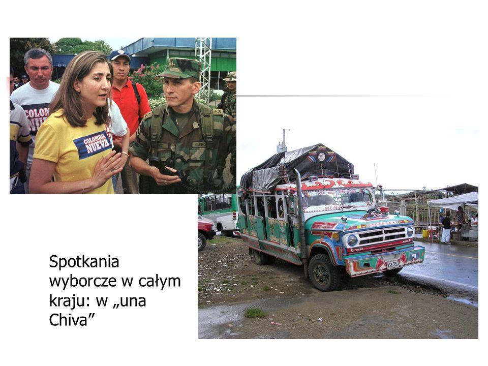 Spotkania wyborcze w całym kraju: w una Chiva