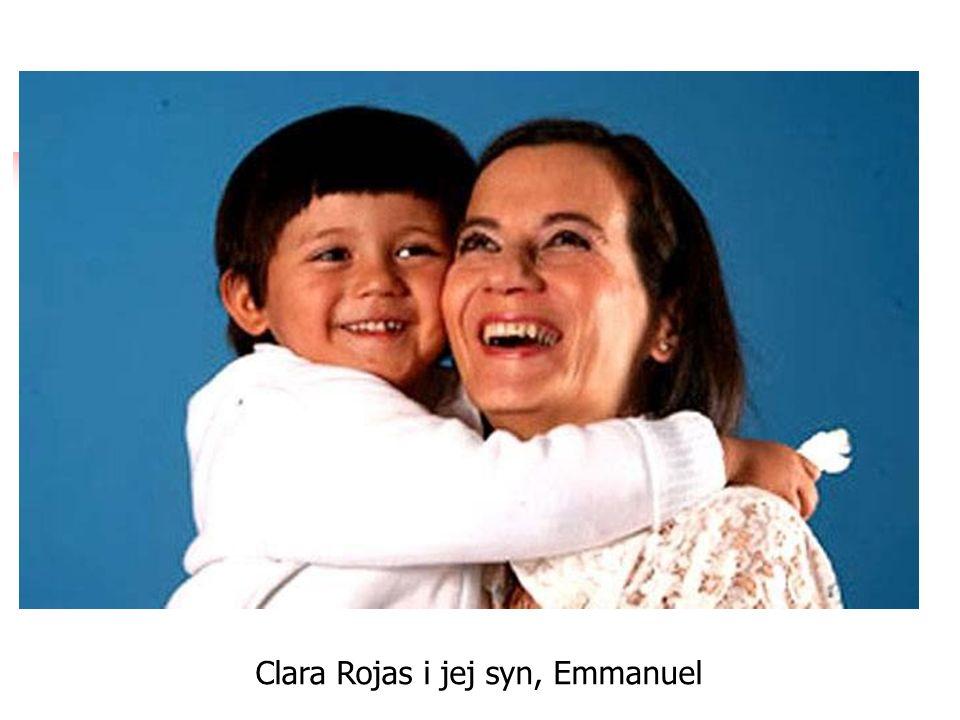 Clara Rojas i jej syn, Emmanuel