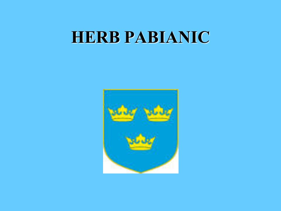 HERB PABIANIC