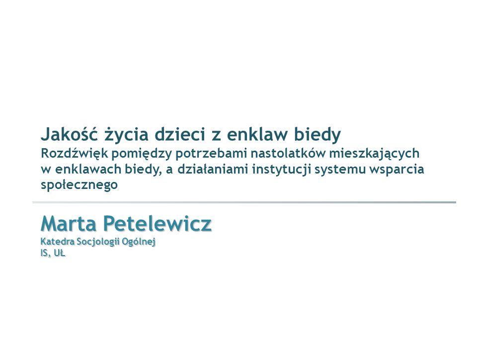 Projekt Wzmocnić szanse i osłabić transmisję biedy wśród mieszkańców miast województwa łódzkiego - WZLOT współfinansowany przez Unię ze środków Europejskiego Funduszu Społecznego w ramach Działania 7.2.1 Aktywizacja zawodowa i społeczna osób zagrożonych wykluczeniem społecznym Programu Operacyjnego Kapitał Ludzki.