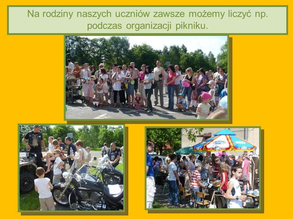 2011-03-02 Na rodziny naszych uczniów zawsze możemy liczyć np. podczas organizacji pikniku.