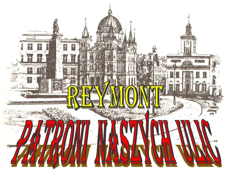 Właściwie Władysław Stanisław Rejment (1867- 1925 ) - polski pisarz, prozaik i nowelista, jeden z głównych przedstawicieli w prozie Młodej Polski.