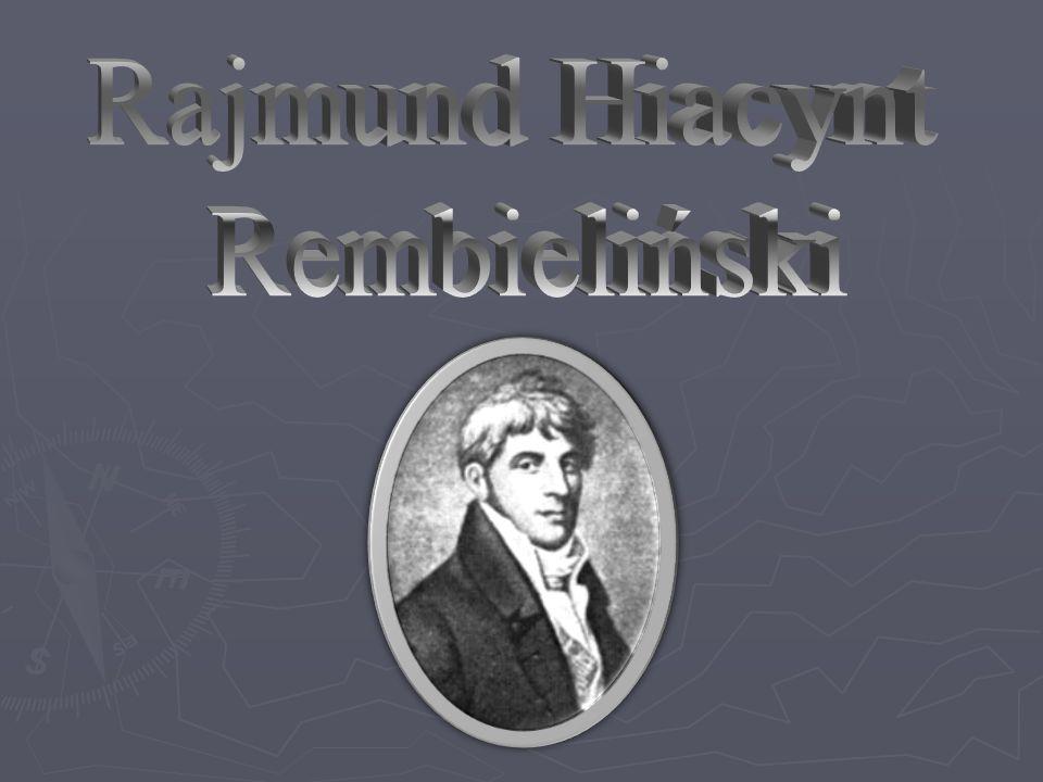 Żył w latach 1775 – 1841 Działacz gospodarczy i polityczny, ojciec chrzestny przemysłowej Łodzi Główne informacje
