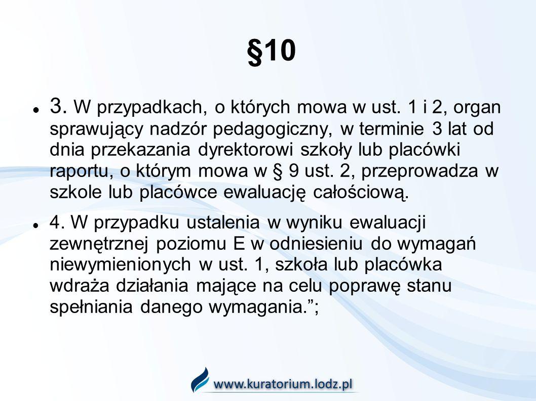 Wymaganie 12: Zarządzanie szkołą lub placówką służy jej rozwojowi.
