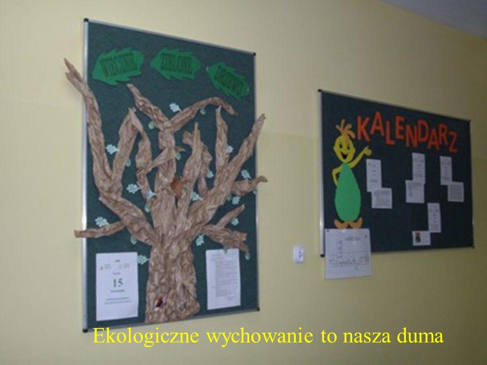 Ekologiczne wychowanie to nasza duma