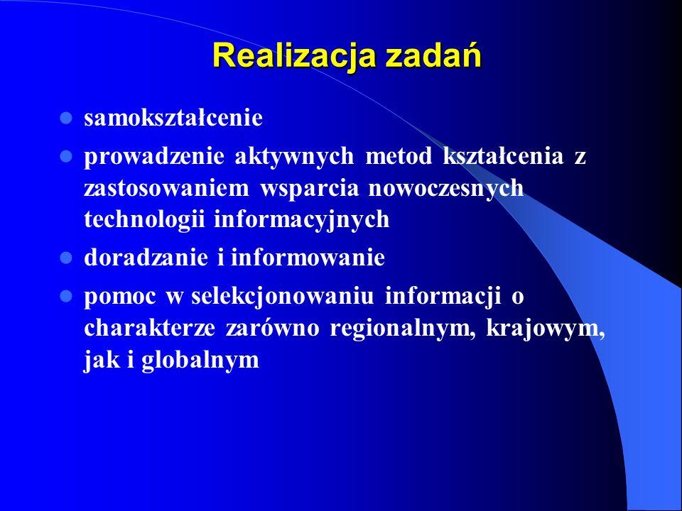 Wizja (3) współpraca ze społecznością akademicką Łodzi oraz wspólne wykorzystanie zasobów wspomaganie badań naukowych działalność społeczno-kulturalna