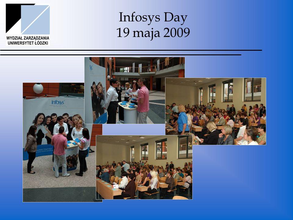 Wykład w ramach 15-tu wspaniałych Uroczyste otwarcie Sali Infosysu