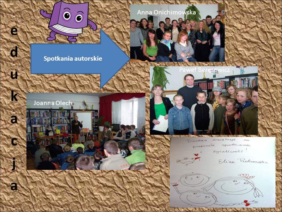 Wycieczki Księgarnia Bełchatów Muzeum Regionalne w Bełchatowie Czytelnia dla dzieci w MiPBP w Bełchatowie Orkiestra dęta Szczerców