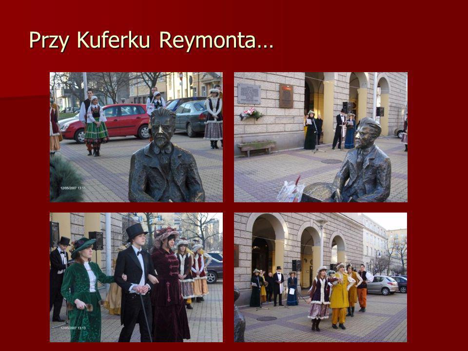 Przy Kuferku Reymonta…