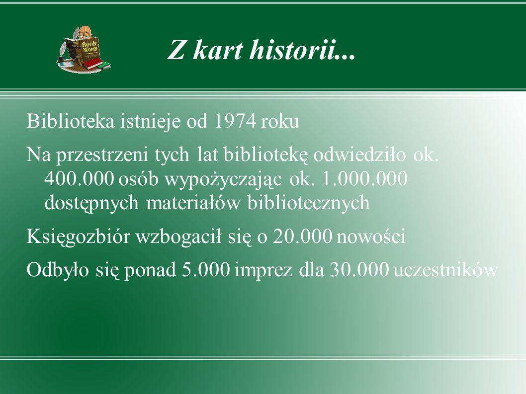 Z kart historii...