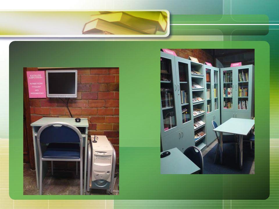 Dla wszystkich zainteresowanych prowadzimy bibliotecznego bloga.