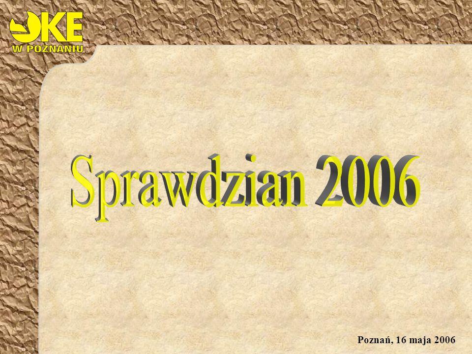Poznań, 16 maja 2006