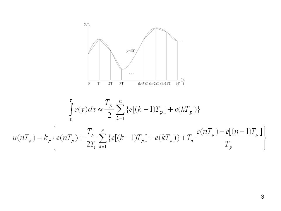 4 Algorytm przyrostowy PID