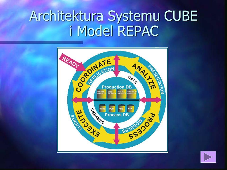 Architektura Systemu CUBE i Model REPAC