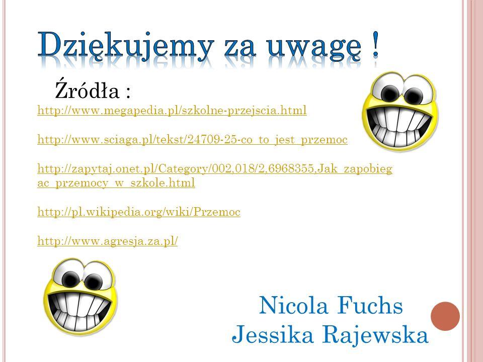 Nicola Fuchs Jessika Rajewska