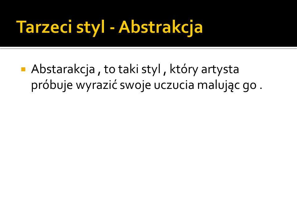 Abstrakcja (łac.