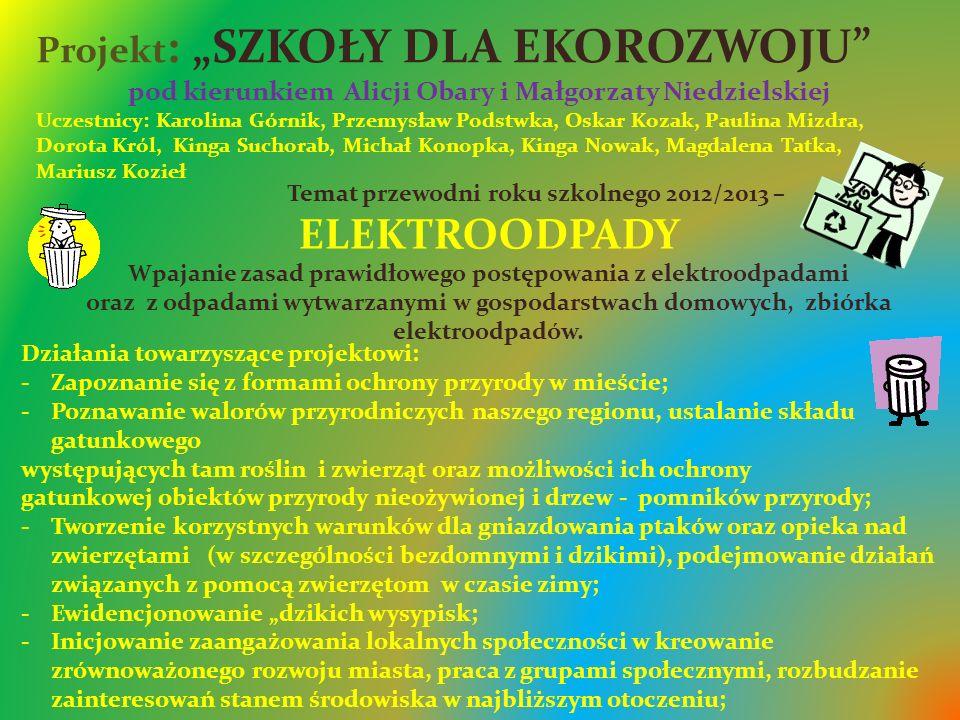 ZBIERAMY ELEKTROODPADY