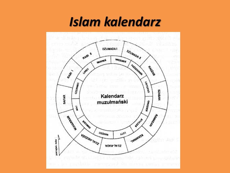 Islam kalendarz