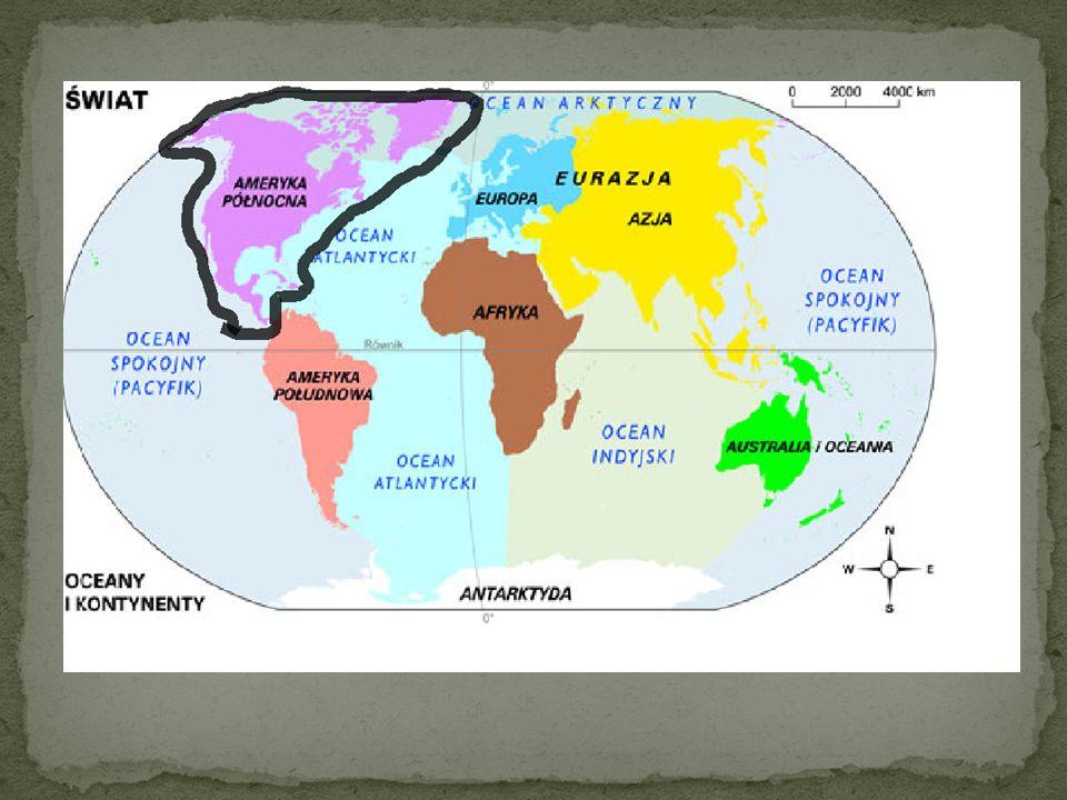 Amerykę - w odróżnieniu od Starego Świata, czyli znanych Europejczykom od starożytności kontynentów Europy, Afryki i Azji – nazwano Nowym Światem.