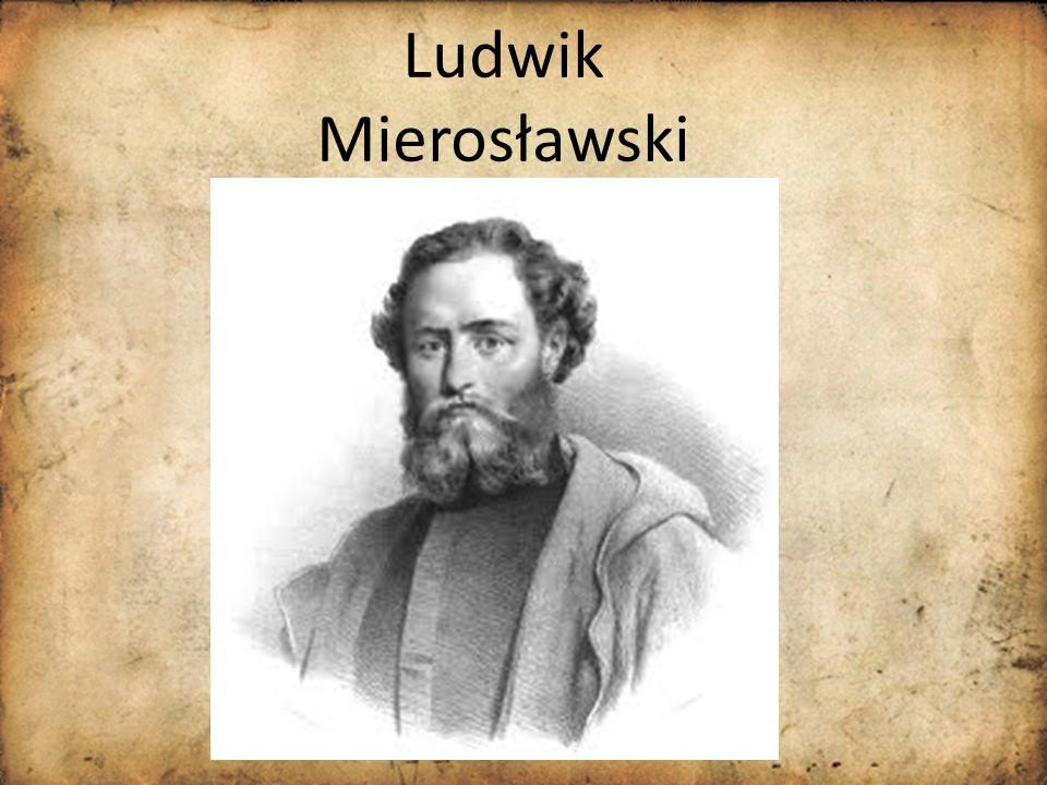 Ludwik Mierosławski