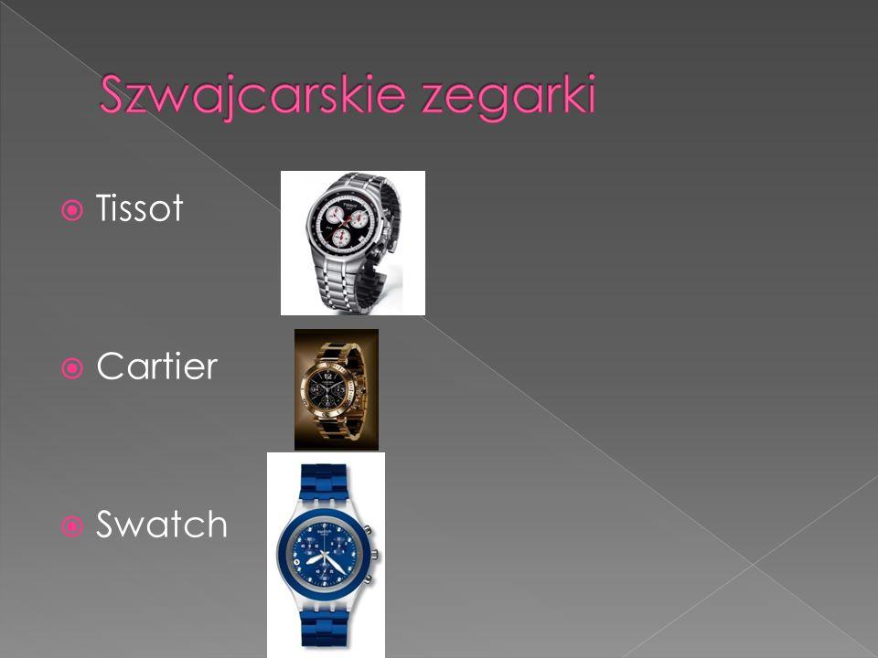 Tissot Cartier Swatch