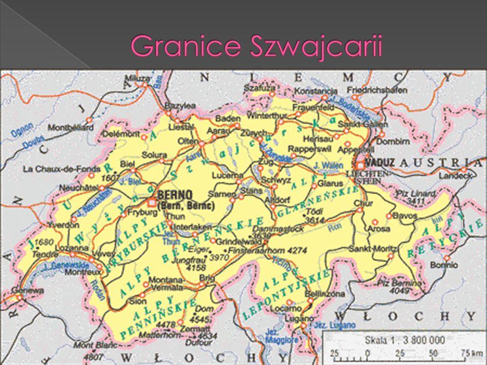 Szwajcaria to kraj czekolady i to najlepszej na świecie.
