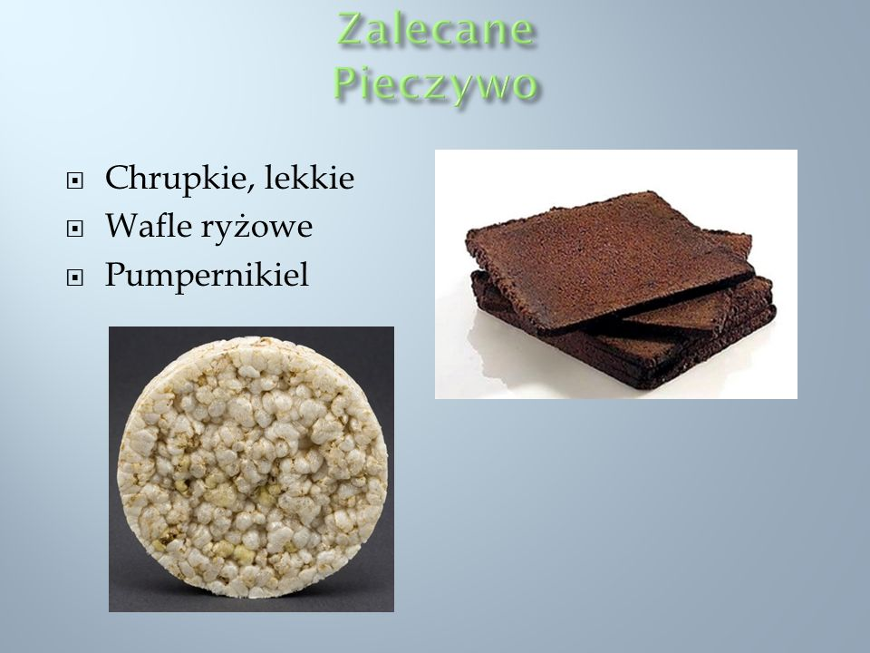 Chrupkie, lekkie Wafle ryżowe Pumpernikiel